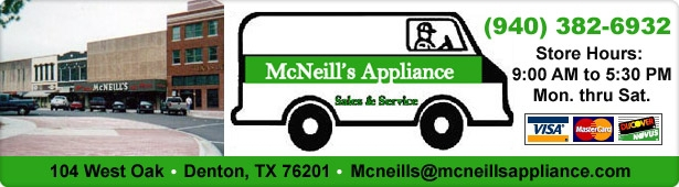 McNeills Appliance